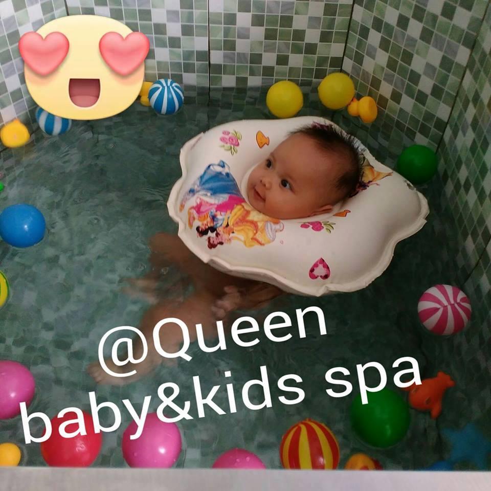 Queen Baby & Kids Spa