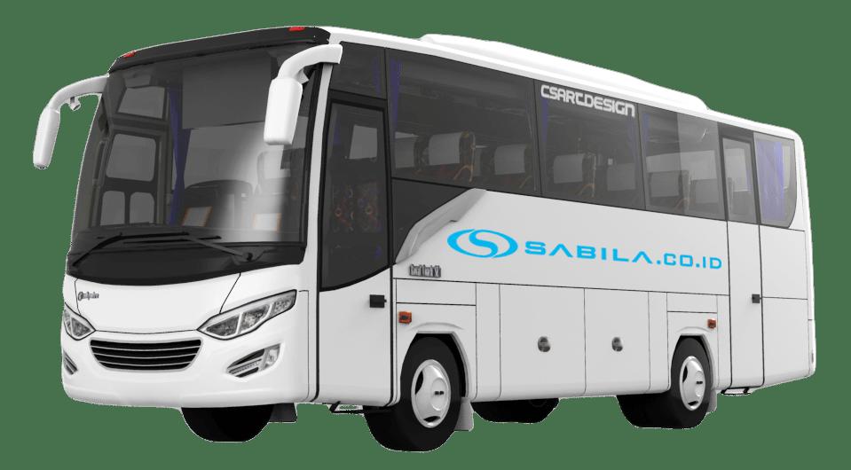 SEWA BUS SOLO Sabila Transport