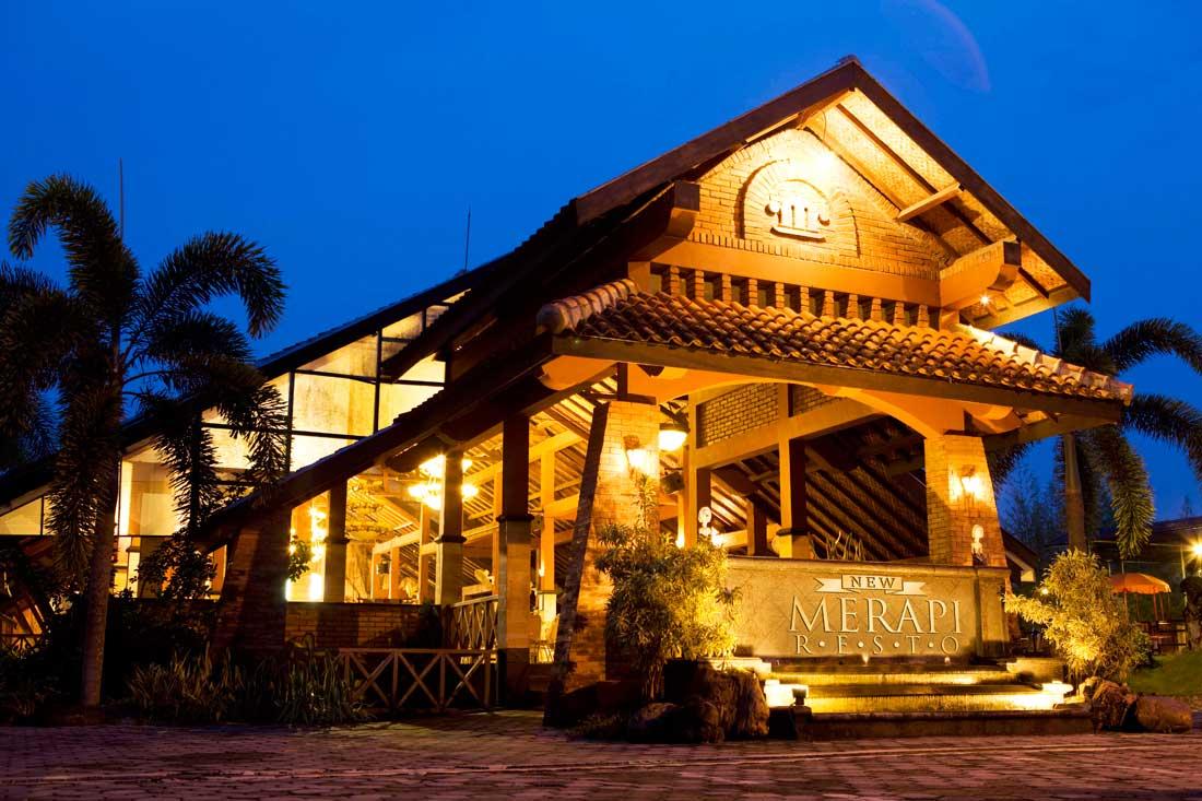 New Merapi Resto