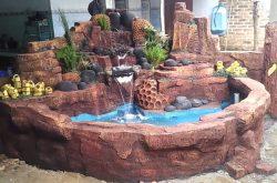 Jasa Pembuatan Relief Kolam Di Yogyakarta